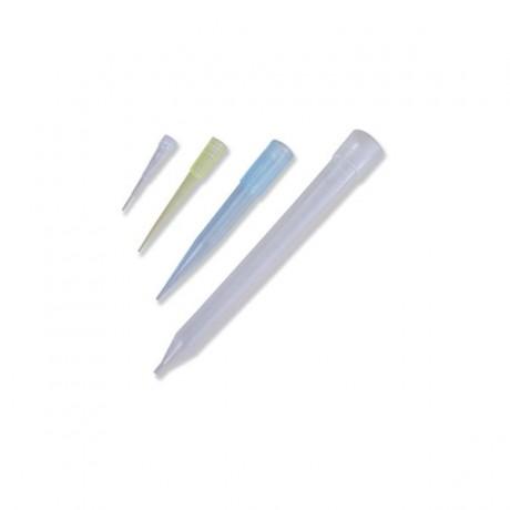 Puntas de micropipeta capacidad 0,1/10 μl