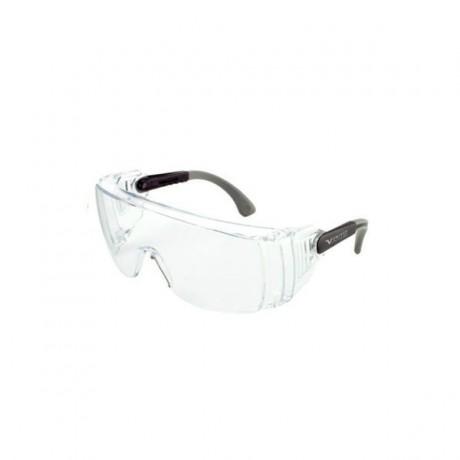 Gafas de seguridad 519 superponibles antirayado