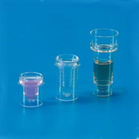 Envases para muestras Centrifichem, Technicon, Beckman