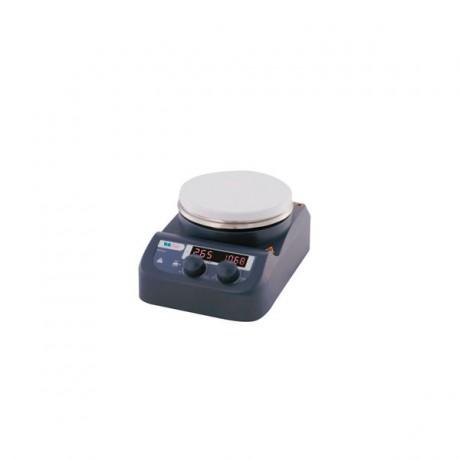 Agitador digital con calefacción RSLAB-11C, cerámica