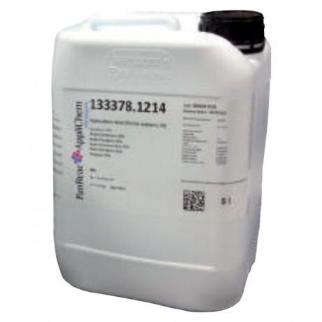Ácido Clorhídrico 25% para análisis, ISO 2,5L