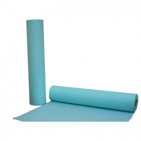 Bobina papel parafinado azul 60cm*70m. 6 unidades