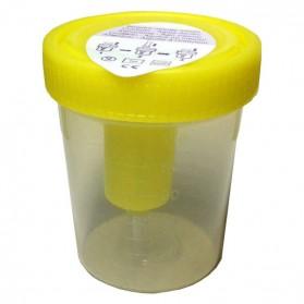 CONTENEDOR p/vacio 120 ml.c/disp.integ.c/250