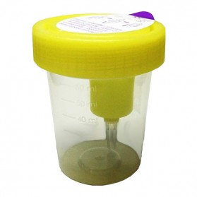 CONTENEDOR p/vacio 60 ml.c/disp.integ.c/300