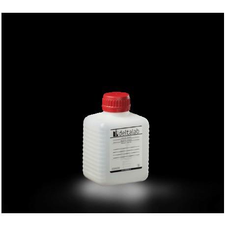 Botellas estériles(radiación) para la recogida de aguas 500ml