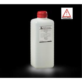 Botellas estériles(radiación) para la recogida de aguas con tiosulfato 1000ml