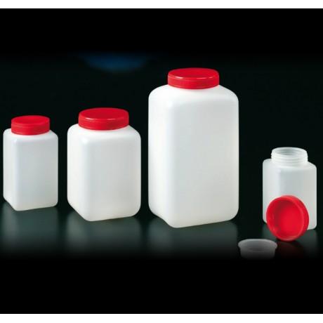 Botellas rectangulares
