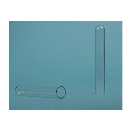 Tubo vidrio con reborde para centrífuga