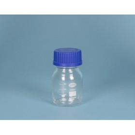 Frasco ISO ECO tapón azul