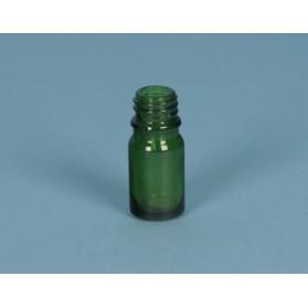 Frasco rosca verde DIN18