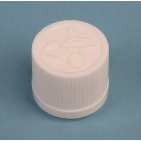 Tapón de seguridad para frasco DIN18