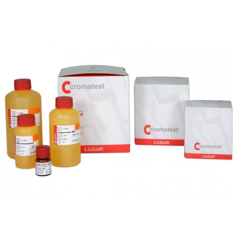 BILIRRUBINA directa 2x50 ml.