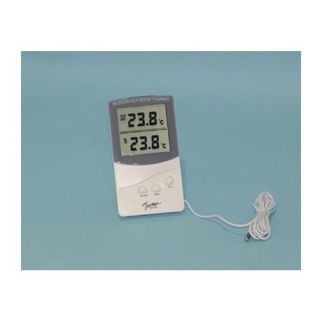Termómetro digital para frigorífico Nahita