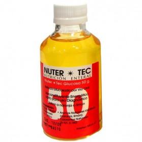 NUTER-TEC Glucosa 50 caja 35 uds. (limón o naranja)