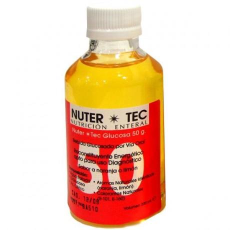 NUTER-TEC Glucosa 50 caja 35 uds.