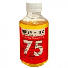 NUTER-TEC Glucosa 75 caja 35 uds. (naranja o limón)