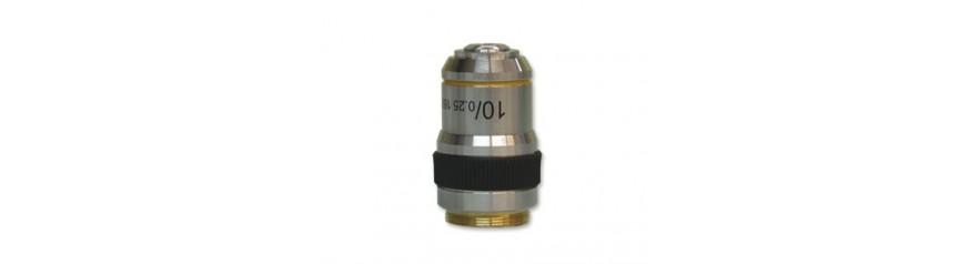 Objetivos de microscopio