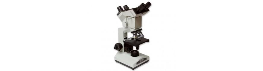 Microscopios profesionales